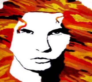 Val Kilmer as Jim Morrison in The Doors (1991)