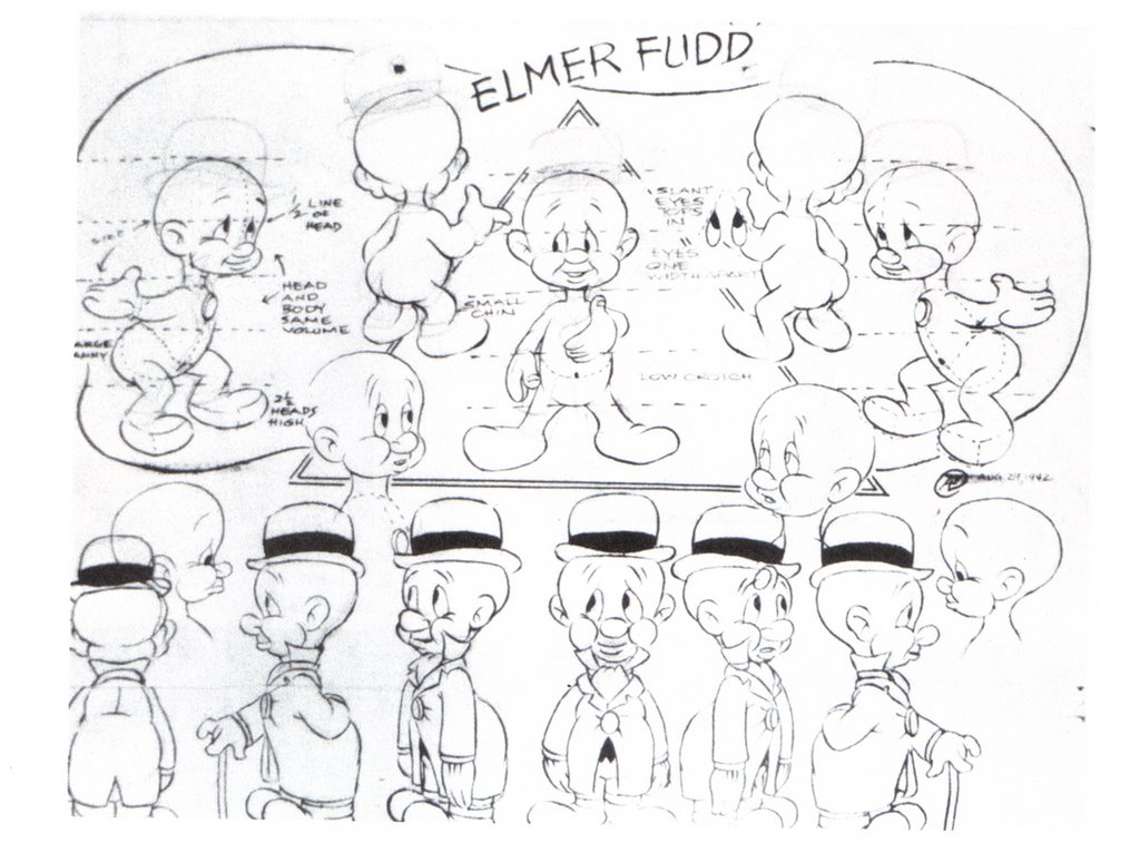 From Egghead To Elmer