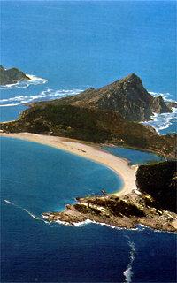 Playa de Rodas - Islas Cies