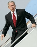 bush mideast stance may flop