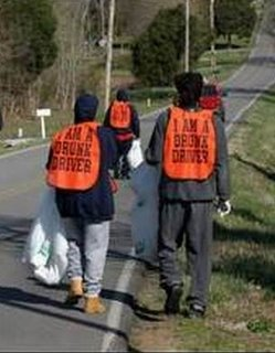 Image result for tennessee drunk driving orange vests