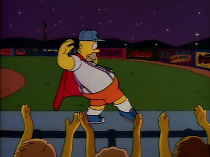 homer simpson banda de pierdere în greutate