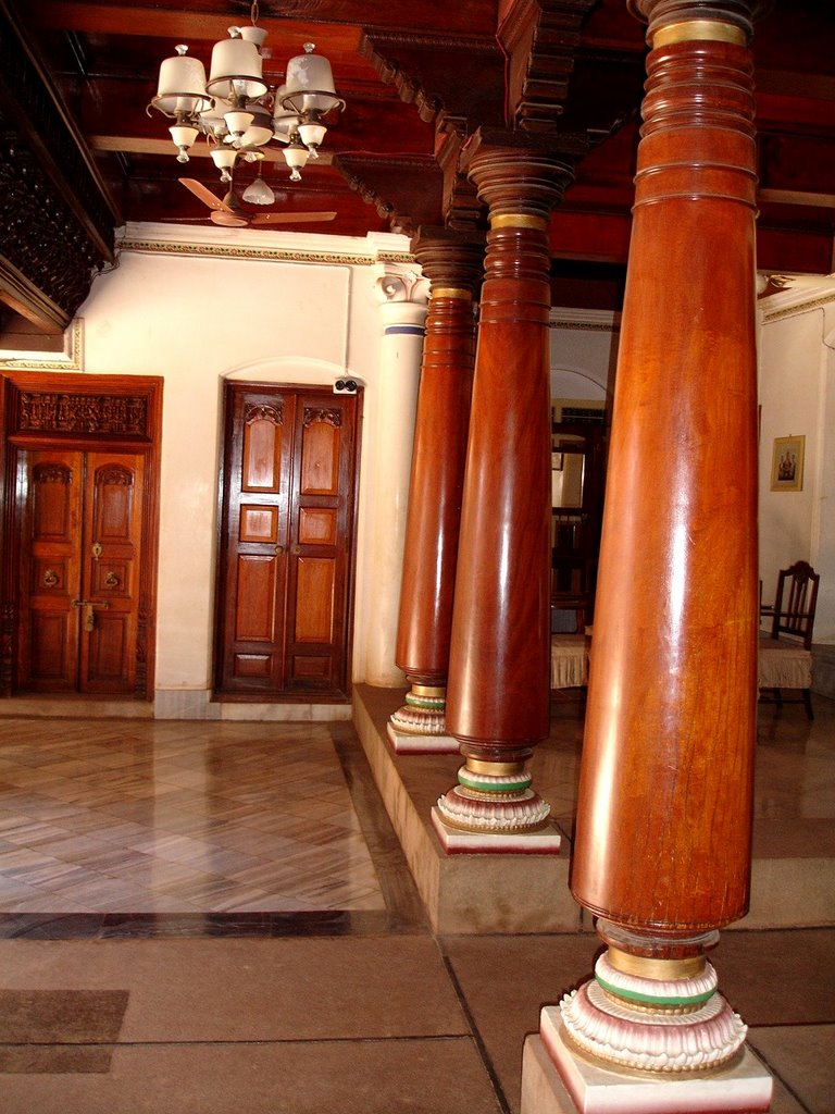 Ashokism Chettinadu Palace