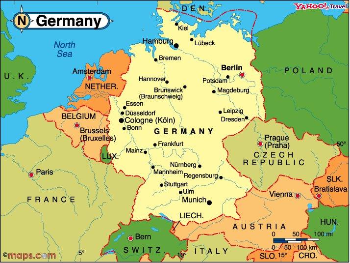 Image result for dusseldorf map