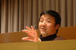 Wang Hui en la UAB