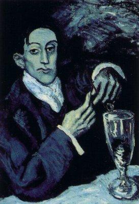 Picasso Portrait of Angel Fernandez de Soto