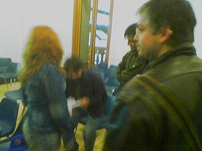 TauZero, Amira, Marlo y Baradit
