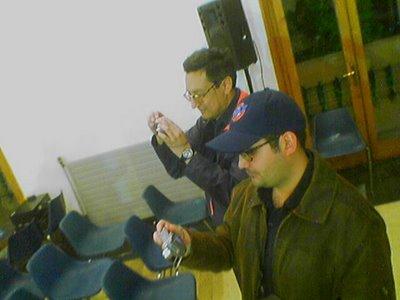 TauZero, Teobaldo y Rodrigo