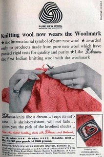 Dhruva Knits Woolmark - Dhruva Wollen Mills Private Limited, Bombay