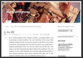 Shivam Vij - National Highway