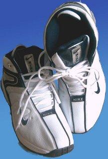 Đôi giày mới của Gman