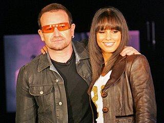 Bono y Alicia