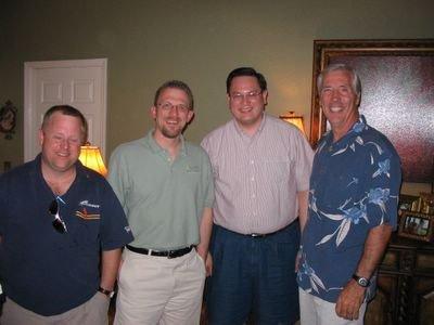 Joel, Bob, Greg, and Bob