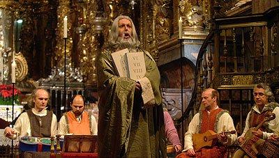 Resultado de imagen de ordo prophetarum santiago de compostela