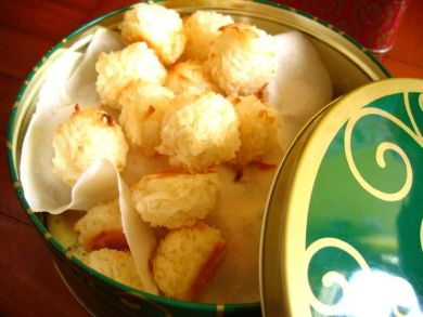 Coconut Macaroons
