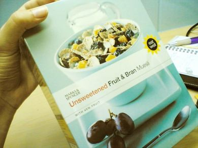 Fruit and Bran Muesli