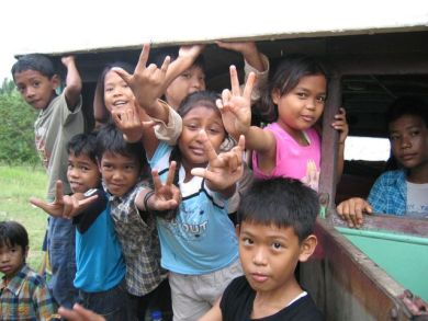indonesian kids