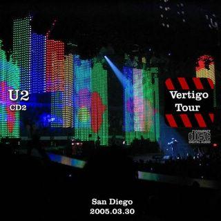 Bootleg San Diego U2