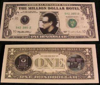 One Bono dollar