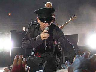 Bono Vertigo