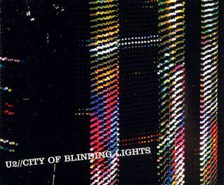 U2 video City of blinding lights