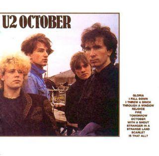 U2 OCTOBER 1981