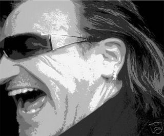 U2 Bono James Spencer