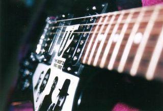 U2: The Edge Guitar