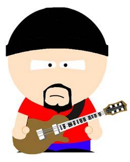 U2 y South Park