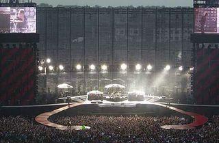 U2 video Croke Park