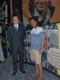 Richard Nixon - Wax Museum