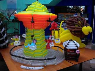 Balloon Golu - Kids Playground