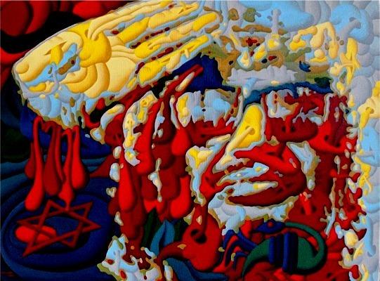 Spiral of Violence II (c) ??Artist