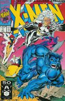 Los X-Men de Jim Lee