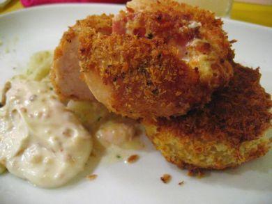 Chicken Gordon Bleu