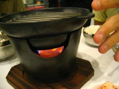 Flaming heat