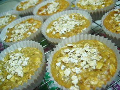 My Oatie Muffins
