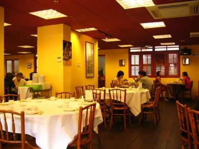 Yum Cha Restaurant - Interior