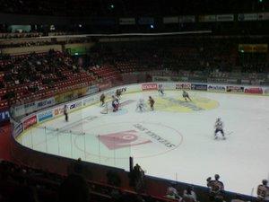 Hockeykväll