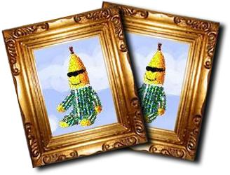 Novos quadros na programação Cerebr�stica Bananêstica