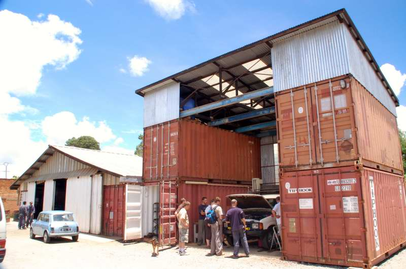 Container Garage container garage shanghai metal corporation