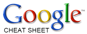 Google Cheat Sheet
