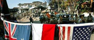 Jakarta Hotel Bombs, The Military & The CIA bali%20bombing