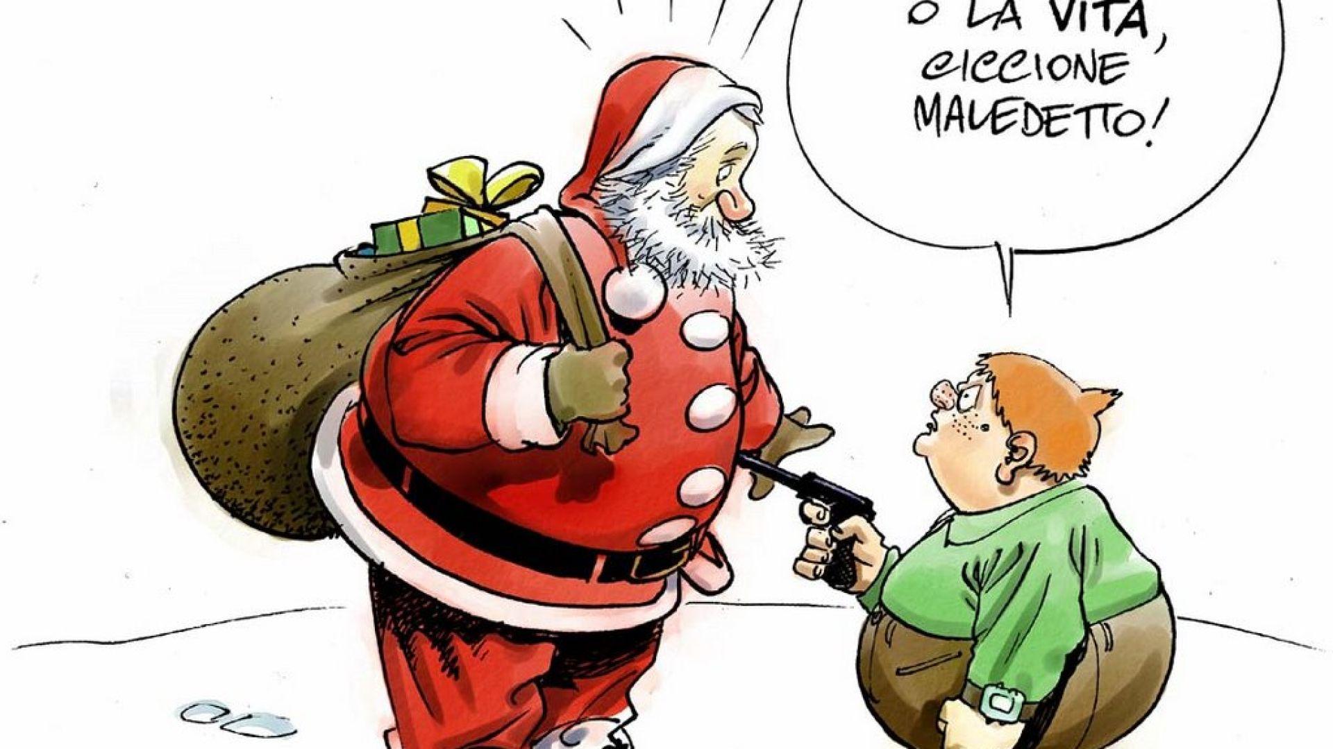 Auguri Di Natale In Dialetto Siciliano.Buone Feste A Tutti Il Santo Foto Di Siena
