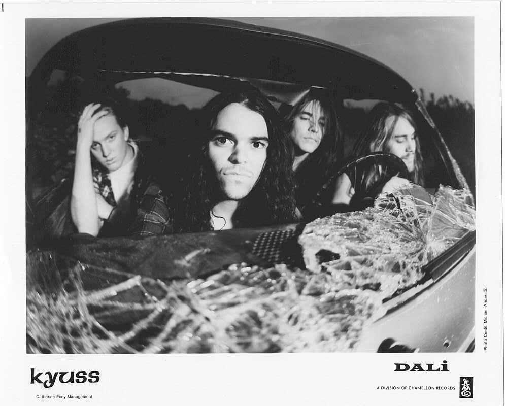 Kyuss, Dalí Records