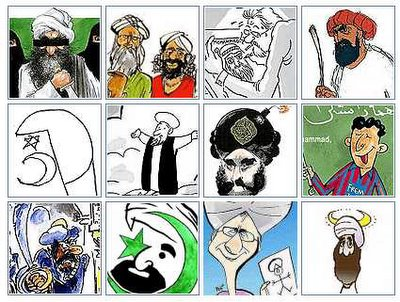 Tunisians jailed seven years for posting cartoons of naked Prophet Mohammad
