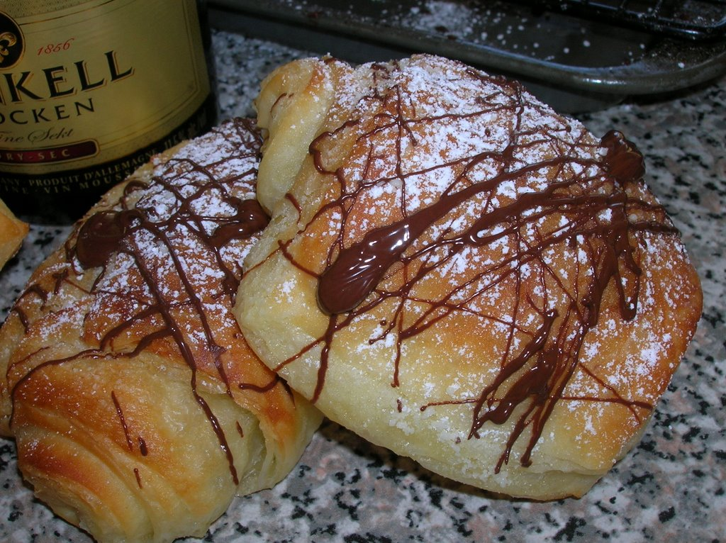 Image result for crossiants and girls