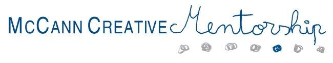 McCann Creative Mentorship