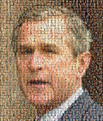 bush represented by all soldiers death for him