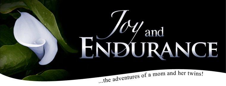 Joy & Endurance
